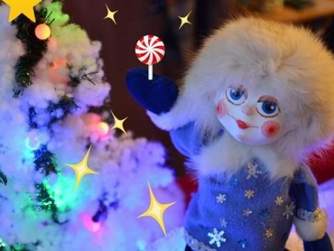 Новогодний кукольный спектакль